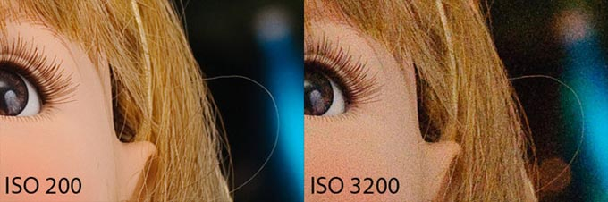 how to fix high iso noise3